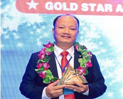Ông Nguyễn Hồng Phong, Tổng giám đốc Công ty cổ phần Công nông nghiệp Tiến Nông (Thanh Hóa).